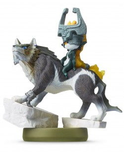 Nintendo Amiibo фигура - Wolf Link [The Legend of Zelda Колекция] (Wii U)